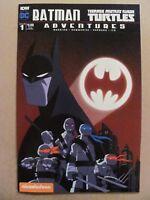 Batman Teenage Mutant Ninja Turtles Adventures #1 2 3 4 5 6 DC IDW Variant Set