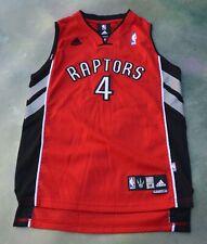 Adidas NBA Toronto Raptors Chris Bosh #4 Jersey Size Youth M (10-12).