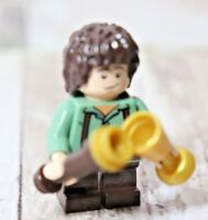 Legos Lord Of The Rings Frodo Baggins Minifigure