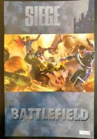 SIEGE: BATTLEFIELD (TPB Trade Paper Back) (MARVEL) ~ VF/NM