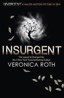 Insurgent (Divergent Trilogy, Book 2), Roth, Veronica, Very Good Book