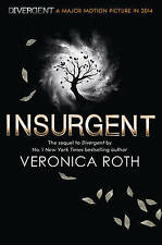 Insurgent (Divergent Trilogy, Book 2), Veronica Roth | Paperback | Very Good Q