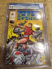 Magnus, Robot Fighter #0 CGC GRADED 9.6 - Mail-Order Edition