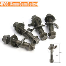 14mm 10.9 Intensity Metal Auto Car Four Wheel Alignment Adjustable Camber Bolts