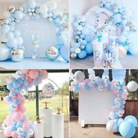 Hawaii Tropical Balloon Arch Garland Kit Luau Baby Shower Birthday Party Decor