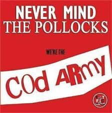 Sex presleys NEVER MIND THE Pollocks We're the Cod ARMY