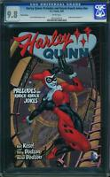 Harley Quinn Preludes And Knock Knock Jokes cgc 9.8