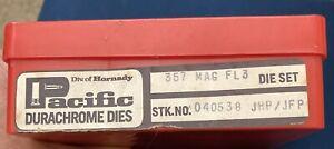 pacific .357 mag reloading dies FL3