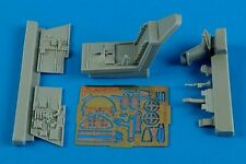 AIRES 7292 Cockpit Set for Airfix® Kit Bf109E-3/E-4 in 1:72