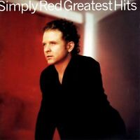 SIMPLY RED greatest hits (CD compilation) best of, soul, rhythm & blues, house