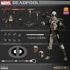 "One: 12 Collective Marvel DEADPOOL X-FORCE 6"" Figure Mezco 1/12 PX Exclusive"