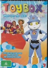 TOYBOX  - WHAT'S IN THE BOX? - NEW & SEALED REGION 4 DVD FREE LOCAL POST