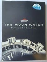 OMEGA watches -The Moon Watch Book, Speedmaster Professional - RARE/OUT OF PRINT