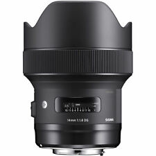 Sigma 14mm f/1.8 Lens for Canon EF