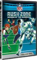 NFL Rush Zone: Season of the Guardians: Volume 1 - DVD By Various - VERY GOOD