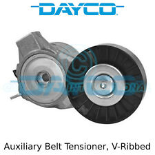 Dayco Auxiliary, Drive, V-Ribbed Belt Tensioner Pulley - APV1003 - OE Quality