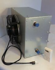 100k BTU Hot water hanging heater, VAR speed  NO WIRING NEEDED! with Thermostat.