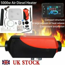 UK 5000W LCD Air Diesel Heater 5KW 12V PLANAR for Trucks/Motor-homes/Boats/Bus