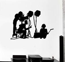 Wall Decal Film Crew Movie Cinema Art Room Vinyl Decal (ig3056)