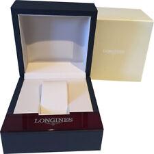 Authentic Longines Presentation Watch Box