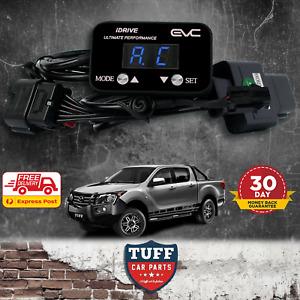 Mazda BT50 BT-50 2011 - 2019 iDrive Black EVC WindBooster Throttle Controller