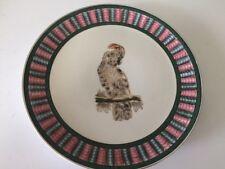 ORIENTAL BIRD  DECORATIVE PLATE