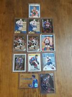 1991 Upper Deck Peter Forsberg RC PLUS 11 CARD LOT NORDIQUES/AVALANCHE