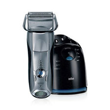 Braun 790cc-4 Rechargeable Shaver with New Fast Clean Mode & Quick Charge