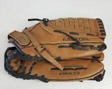 "EASTON React Leather Baseball Softball Glove 13"" RHT Throw EWX13"