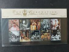 GB Stamps 2003 Presentation Pack The Coronation
