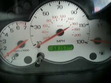 FORD KA  MK1  SPEEDO CLOCKS  DURATEC 02 TO 08 miles 68757