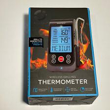 SMARTGEAR Wireless Grilling Thermometer Programmable Temperature 100FT Range