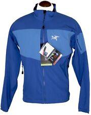 b7fc7c0e846 Arc'teryx Gamma MX Jacket Softshell Mens Sz XXL #2 Blue