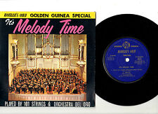 "101 STRINGS & ORCH DEL ORO.IT'S MELODY TIME.UK ORIG 7"" EP & PIC/SL.EX/EX+"