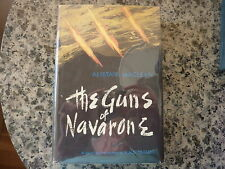 The Guns of Navarone by Alistar MacLean. First printing in dust jacket. 1957