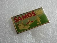 Pin's vintage collector pins collection pub SAMOS 99 LOT PG008