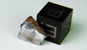Orange River Meteorite .42 Grams Found1855 Iron, IIIAB TKW 148.8 kg Monning Prov