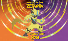 Legit ZERAORA Event Pokemon Ultra Sun Moon Battle Ready 6IV/EV
