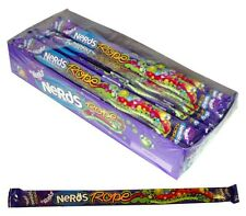 Bulk Lot 24 x Wonka Nerds Rope Willy Nerd Lollies Buffet Sweets Party Favors New