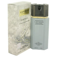 LAPIDUS by Ted Lapidus 3.4 oz 100 ml EDT Cologne Spray for Men New in Box