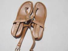 Women's Arturo Chiang t strap tan sandals size 6.5 M retails $80