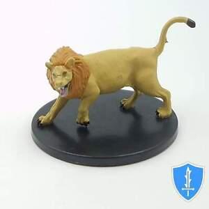 Lion - Waterdeep Dragon Heist #29 D&D Miniature