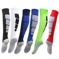 New Men's Sport football Soccer Long Socks Over Knee High Sock Baseball Hockey S