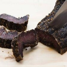 Biltong SLICED - 1kg - Chilli - SHIPPING WORLD WIDE IN 2  PACKS of 500g