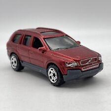 Matchbox Volvo Xc90 Red Loose 2006 Mbx Metal