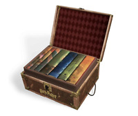Harry Potter Hard Cover Boxed Set: Books #1-7 (2007, Hardcover, Box Set) NEW