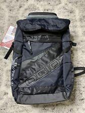 Ogio International X-Train 2, Black/Silver back pack Triathlon Bag