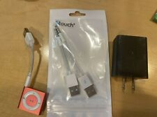 Apple iPod Shuffle 4th Generation Pink (2 Gb) & Accessories