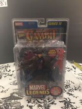 Marvel Legends Classic Gambit Action Figure Series 4 - Major Box Damage