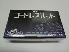 PC-Engine Cordless Pad NEC Japan NEW